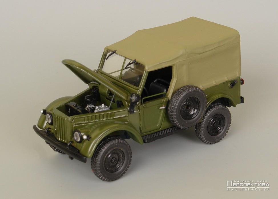 Модель автомобиля 1 43 своими руками